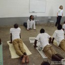 Art of Living course in Jamaican prison