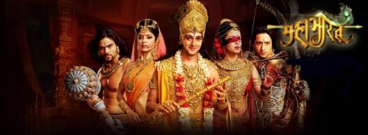 Cast of the Mahabharata series